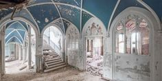 These Photos Of Abandoned Palaces Will Chill You To The Core - ELLEDecor.com