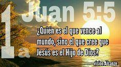 1a Juan 5:5