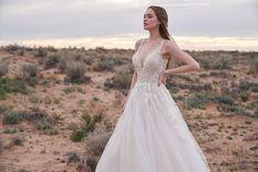 Style: 9775   Allure Bridals Princess Wedding Dresses, Best Wedding Dresses, Boho Wedding Dress, Boho Dress, Bridesmaid Dresses, Vestidos Vintage, Vintage Dresses, Ball Dresses, Ball Gowns