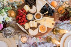 Tips For Hosting A Stunning Cheese Party: Cheese Pairings