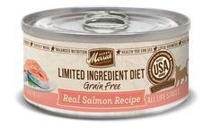 Merrick Limited Ingredient Salmon Can Cat Food 24/5oz