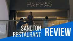 Pappas restaurant in Sandton is an institution and has been around since I was fortunate enough to be invited to the relaunch evening last night. Restaurant, Youtube, Diner Restaurant, Restaurants, Youtubers, Youtube Movies, Dining