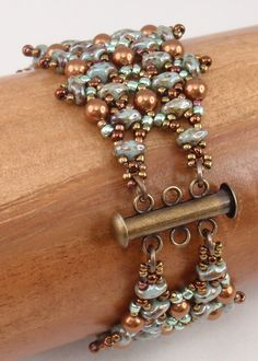 Instructions for Duo Delight Beading Tutorial by njdesigns1