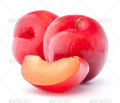Sweet plum isolated on white background cutout ...  acid, background, berry, closeup, cutout, delicious, dessert, diet, eating, food, fresh, freshness, fruit, glossy, gourmet, group, half, harvest, health, healthy, isolated, juicy, macro, natural, nobody, nutrition, organic, part, pink, plum, raw, red, ripe, season, segment, slice, snack, sour, studio, summer, sweet, tasty, three, vegan, vegetarian, violet, vitamin, white