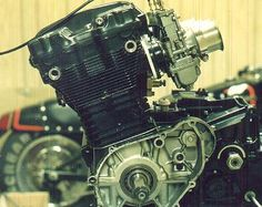 GS Suzuki Motorcycle Engine Modification Gallery by Bob Bertaut RacingBertaut