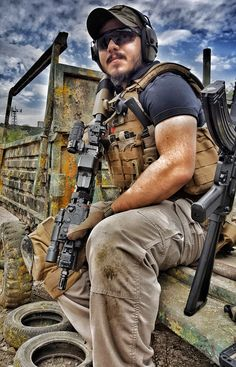 Private Military Contractor Mercenary Pmc Loadout