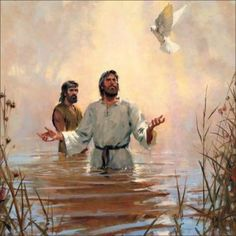 Baptism of Christ by Brian Jekel