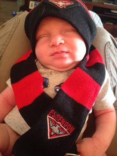 Another happy Baby Bomber #DonTheSash