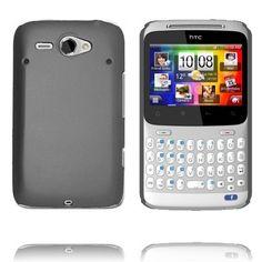 Hard Shell Version 2 (Grå) HTC ChaCha Deksel