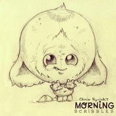 Morning scribbles...