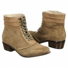 Volatile Hemingway Boots (Khaki) - Women's Boots - 6.0 B