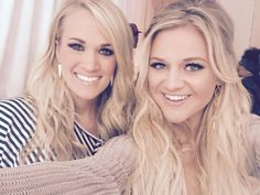 Carrie and Kelsea Ballerini