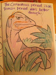 Hipster Dinosaurs. - Imgur