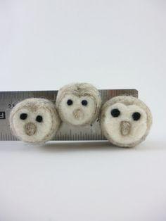 Owl Fridge Magnets