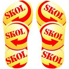 Estampa para chinelo Skol 001023 Dragon Ball Gt, Orange, Samurai, Party Printables, Mens Designer Flip Flops, Personalized Flip Flops, Pillow Pets, Mugs, Custom Sneakers