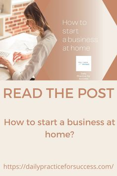 How many times have you thought about starting your own business? But you have no experience and you have no idea how to start and how to succeed. So you just push the thought away saying to yourself - Tomorrow, next week, next year etc. You do not have to do that anymore. Today I will show you how to start a business at home where you do not need experience because you will learn how to do everything. And the best thing is you can actually start for free today. Marketing Topics, Affiliate Marketing, Internet Marketing, Creating A Business, Starting Your Own Business, Affiliate Partner, Work From Home Tips, Free Training, Earn Money Online