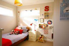 Boys Room Cluster Wall