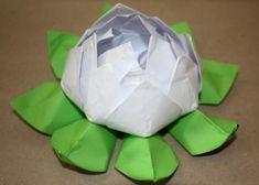 Fotopostup na lekno z papiera 22 3d Origami, Table Lamp, Paper, Home Decor, Lamp Table, Table Lamps, Interior Design, Home Interiors, Decoration Home