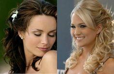 Carrie Underwood's hair