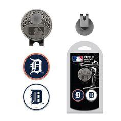 Detroit Tigers Golf Cap Clip - Marker Cap Clip