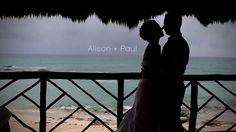 Alison + Paul | Riviera Maya Destination Wedding on Vimeo