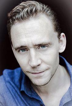 Tom Hiddleston. Via Twitter.