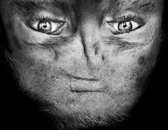 13 Upside Down Portraits Make Humans Become Aliens