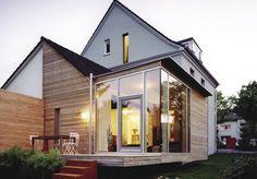 Modernisierung: Platz ist im kleinsten Zechenhaus