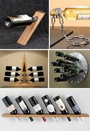 Design, Uncorked: 34 Innovative Wine Racks and Cellars Wine Bottle Holders, Wine Bottle Crafts, Cool Wine Racks, Wood Projects, Woodworking Projects, Wine And Beer, Wine Storage, Wine Cellar, Things To Sell