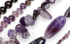 Get 25% OFF semi-precious beads until midnight Wednesday!  Why not stock up on gorgeous Amethyst beads, stunning Aquamarine or even some elegant Quartz crystal beads! <3