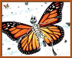 Day of the Dead quote | second day of the celebration of Dia de los Muertos (Day of the Dead ...