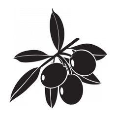 Sticker Olives