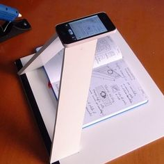 IPhone Scanner.  Instead of using the scan function on the xerox machine