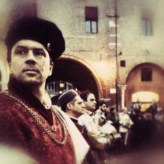Carnevale Rinascimentale a Ferrara #RinasciFE2014 - Instagram foto di erika_0_