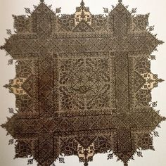 moroccan embroidery