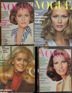 70s hair...I remember it well!