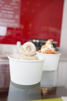 Does Frozen Yogurt Contain Life Cultures? Yes! Learn how: