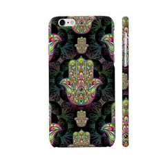 SOLD! #Hamsa #Hand #Psychedelic #iPhone6 #Case - #Design by #BluedarkArt >  https://www.colorpur.com/products/hamsa-hand-psychedelic-apple-iphone-6-plus-6s-plus-case-artist-bluedarkart  --  Many Thanks to the Buyer! :) @Colorpur