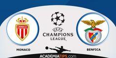 Mónaco vs Benfica: O Mónaco recebe o Benfica, em jogo a contar para a 3ª jornada do grupo C da Liga dos Campeões 2014/2015. Num grupo onde o equilíbrio...  http://academiadetips.com/equipa/monaco-vs-benfica-liga-dos-campeoes/