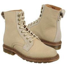 Dr. Martens Keelan 8-Tie Boot Boots (Beige) - Men's Boots - 10.0 M