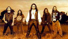 Foto oficial para divulgação do Holy Land (1996) (Oficial photo for Holy Land album promotion)