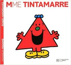 Amazon.fr - Madame Tintamarre - Roger Hargreaves - Livres