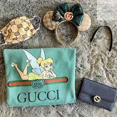 Disney Style, Champagne, Rabbit, Coin Purse, Gucci, Photo And Video, Wallet, Videos, Photos