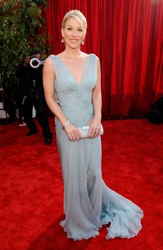 Christina Applegate at the 2010 SAG Awards - The Most Stunning SAG Awards Dresses of the Past 5 Years - Photos