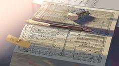 memories Makoto Shinkai books 5 Centimeters Per Second anime pencils eraser wallpaper background Old Anime, Anime Manga, Anime Art, Kuroko No Basket, She And Her Cat, The Garden Of Words, Anime Scenery Wallpaper, Pencil Eraser, Fanarts Anime