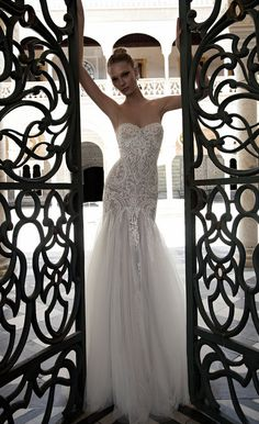 The wedding dress of your dreams is at La Belle Mariée Bridal, located in Langhorne, PA. Fall in love with our selection of top designer wedding dresses and flower girl dresses. Book your bridal appointment today and visit our bridal boutique. Custom Wedding Dress, White Wedding Dresses, Bridal Dresses, Mod Wedding, Wedding Suits, 2017 Wedding, Roberto Cavalli, Alexander Mcqueen, 2017 Bridal
