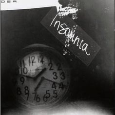 THE INSOMNIAC MACHINE written  Friday, May 24, 2013 For more visit http://missglitchee.blogspot.com