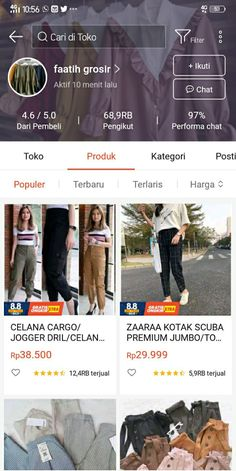 Best Online Clothing Stores, Online Shopping Sites, Online Shopping Clothes, Online Shop Baju, Korean Girl Fashion, Casual Hijab Outfit, Creative Instagram Stories, Instagram Story Template, Clothing Hacks