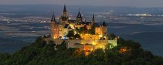 Hechingen - Burg Hohenzollern