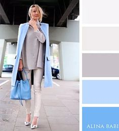 45 Lovey Fall Outfits To Shop This Moment / 29 Colour Combinations Fashion, Color Combinations For Clothes, Fashion Colours, Colorful Fashion, Colour Pallete, Colour Schemes, Color Trends, Color Combos, Color Harmony